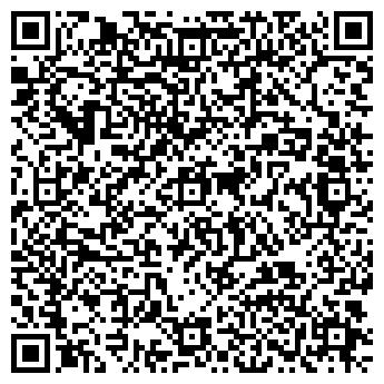 QR-код с контактной информацией организации Частное предприятие Кадет