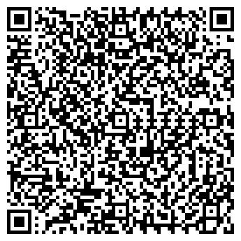 QR-код с контактной информацией организации CПД Попова