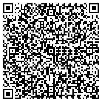 QR-код с контактной информацией организации Метасфера, ООО