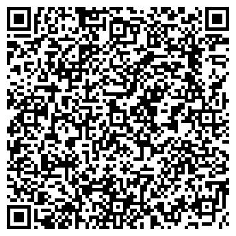 QR-код с контактной информацией организации Группа Мередиан М