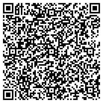 QR-код с контактной информацией организации МАГАЗИН ВОЕНТОРГА