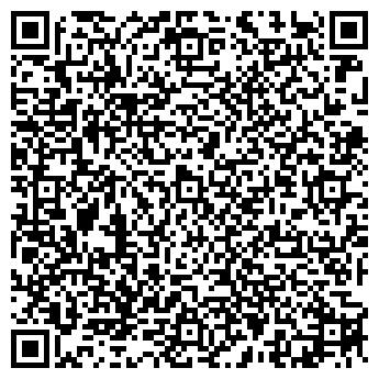 QR-код с контактной информацией организации АСТМ, ЧПУП