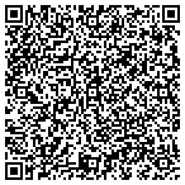 QR-код с контактной информацией организации ООО Руссо Туристо