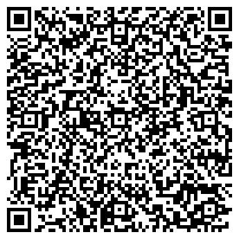 QR-код с контактной информацией организации Аэроскан, ООО