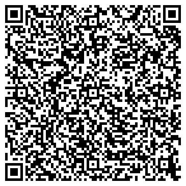 QR-код с контактной информацией организации МотоЭкспресс, ООО