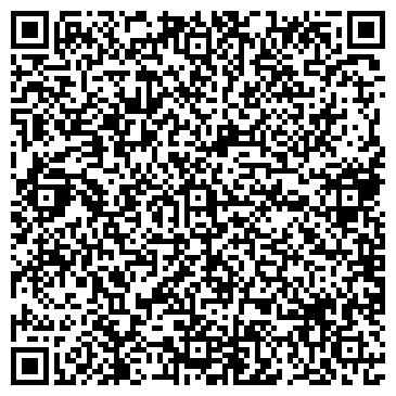 QR-код с контактной информацией организации АкваМоторс, ООО