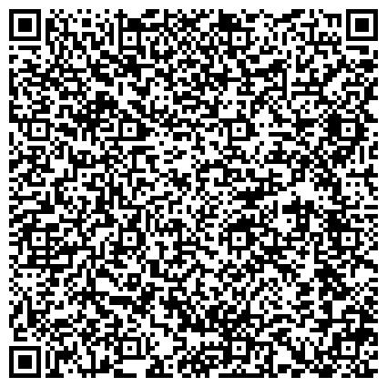QR-код с контактной информацией организации Управление Государственной Пенитенциарной службы Украины в Донецкой области