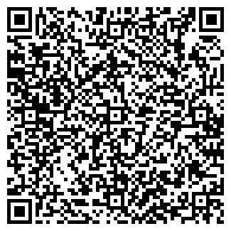 QR-код с контактной информацией организации Понтон, ООО