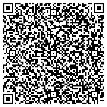 QR-код с контактной информацией организации Туристическая компания «Яна»