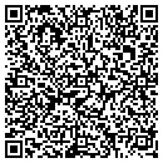 QR-код с контактной информацией организации ЗАО КАВКАЗ