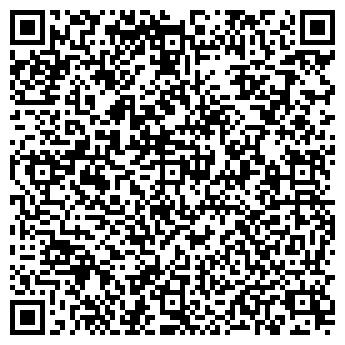 QR-код с контактной информацией организации АПК-Геосистемы, ЧП
