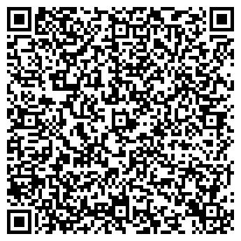QR-код с контактной информацией организации Тетраэдр, ЧП