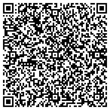 QR-код с контактной информацией организации Днепросервис, ЧП