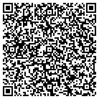 QR-код с контактной информацией организации Камея, ЧП