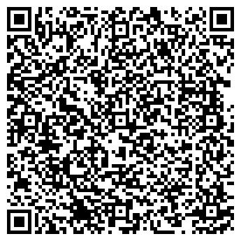QR-код с контактной информацией организации Изюм-термо, ЧП