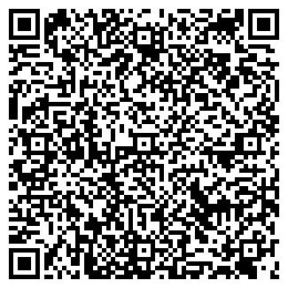 QR-код с контактной информацией организации ЛУЧ, ИЧП