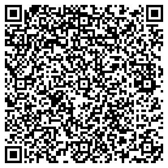 QR-код с контактной информацией организации МЕТАЛЛИСТ, ИЧП