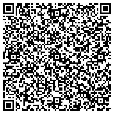 QR-код с контактной информацией организации TRANSSERVICE