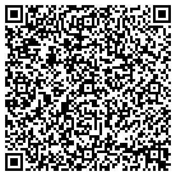 QR-код с контактной информацией организации LTD AT&Transport