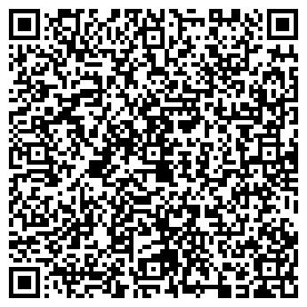 QR-код с контактной информацией организации ООО НИЗА