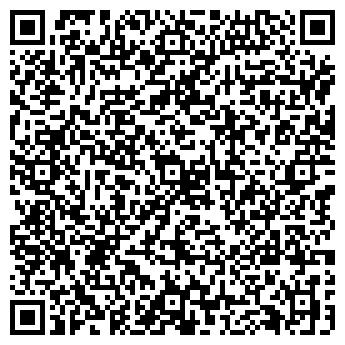 QR-код с контактной информацией организации ООО Метал - Авто