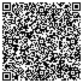 QR-код с контактной информацией организации АО Орион