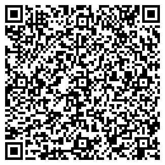 QR-код с контактной информацией организации happy