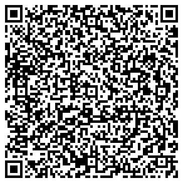 QR-код с контактной информацией организации Интернет магазин обуви