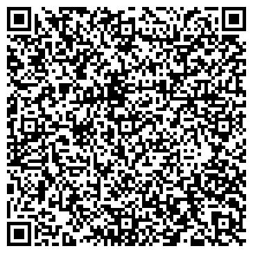 QR-код с контактной информацией организации Интернет-магазин обуви