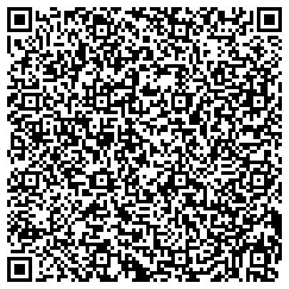 QR-код с контактной информацией организации Борисовский комбинат текстильных материалов Белкоопсоюза, ЧУП