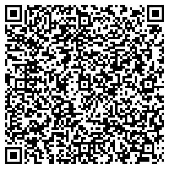 QR-код с контактной информацией организации Леолон, ООО