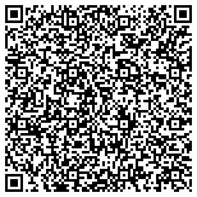 QR-код с контактной информацией организации Витебский комбинат шелковых тканей, ОАО