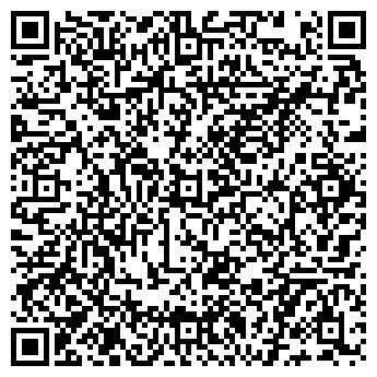 QR-код с контактной информацией организации Деверон, УП