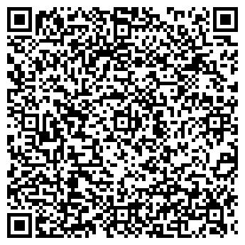 QR-код с контактной информацией организации Аэлина, ОДО