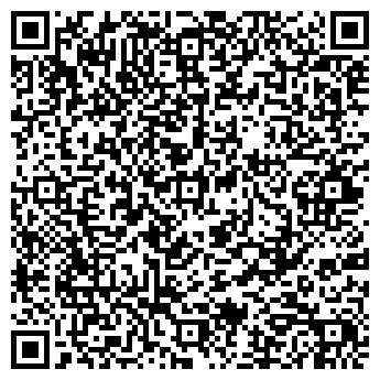QR-код с контактной информацией организации Торгкомак, ЧУП