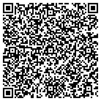 QR-код с контактной информацией организации Синтекс, УП