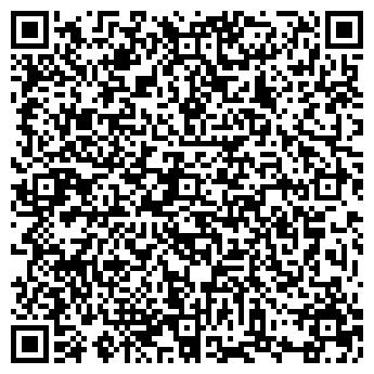 QR-код с контактной информацией организации СвиСанд, ЧУП