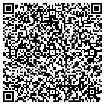 QR-код с контактной информацией организации Магазин Ковры