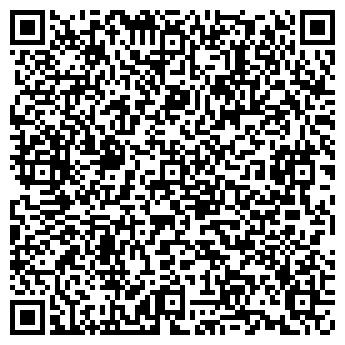 QR-код с контактной информацией организации Плаис-Сервис, УП