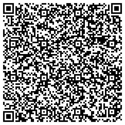 QR-код с контактной информацией организации Интернет-магазин «Модный мир»