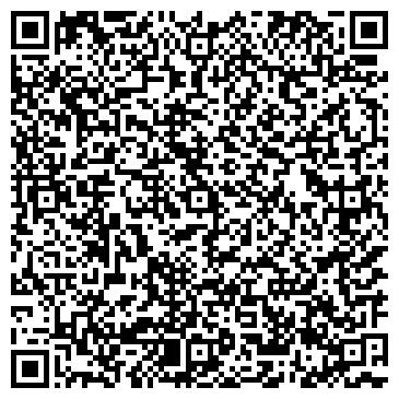 QR-код с контактной информацией организации АЧУЕВСКИЙ РЫБОЗАВОД, ЗАО