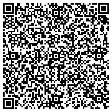 QR-код с контактной информацией организации ФОП Леонов А. М.