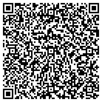 QR-код с контактной информацией организации Дизайн-студия Orchid