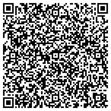 QR-код с контактной информацией организации Интернет магазин ALISA