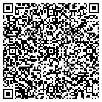 QR-код с контактной информацией организации ЧП Испулаев