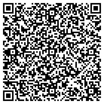 QR-код с контактной информацией организации Меховая артель