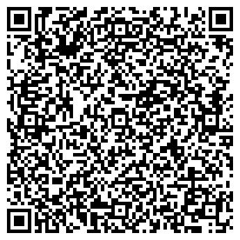 QR-код с контактной информацией организации Текстильный Мир