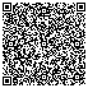 QR-код с контактной информацией организации Multidress