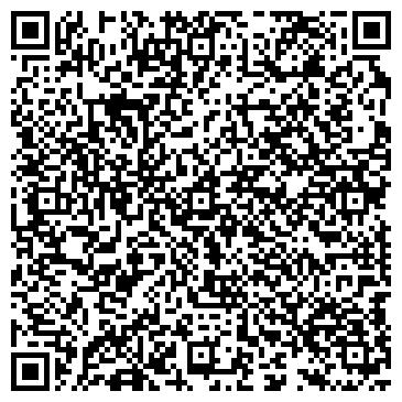 QR-код с контактной информацией организации Частное предприятие Ткани-Люкс