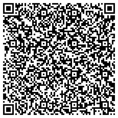 QR-код с контактной информацией организации Салон - ателье